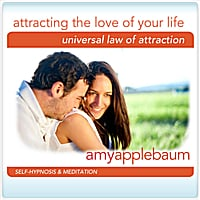 Amy Applebaum Hypnosis | Attracting the Love of Your Life: Universal Law of Attraction (Self-Hypnosis & Meditation)