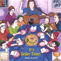 Andi Joseph | It's Seder Time!