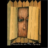 Andrea Marks | Freedom On the Fence| Individual