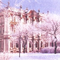 Andrei Krylov | Winter Palace. Classical and Baroque guitar music.