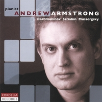Andrew Armstrong | Russian Piano Masterpieces