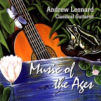 Andrew Leonard | Music of the Ages