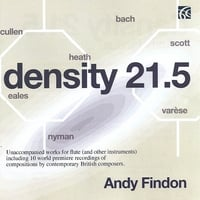 Andy Findon | Density 21.5