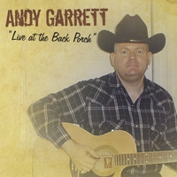 Andy Garrett | Live at the Back Porch