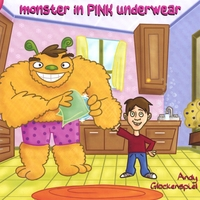 Andy Glockenspiel | Monster in Pink Underwear