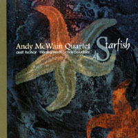 Andy McWain Quartet | Starfish