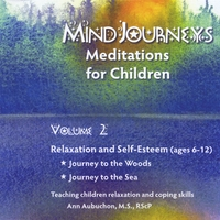 Ann Aubuchon | Mindjourneys: Meditations for Children Vol. 2