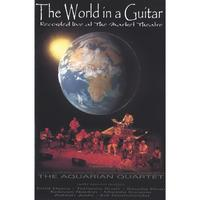 Steve Newman, Tony Cox, Greg Georgiades, Syd Kitchen, Errol Dyer | The World in a Guitar DVD