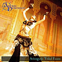 Arcane Dimension | Avantgarde Tribal Fusion - EP
