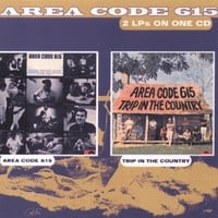 "Area Code 615 | Double Lp""area Code 615"" And ""trip In The Country"""