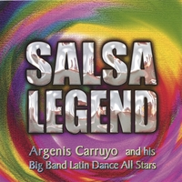 Argenis Carruyo and his Big Band Latin Dance All Stars | Salsa Legend