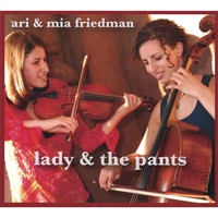 Ari and Mia Friedman | Lady and the Pants