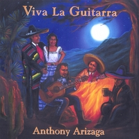 Anthony Arizaga | Viva La Guitarra