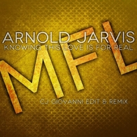 Arnold Jarvis | Knowing This Love Is for Real