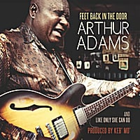 Arthur Adams | Feet Back in the Door