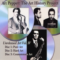 Art Pepper | The Art History Project, Vol 2