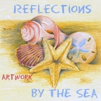 Artwork | Reflections by the Sea