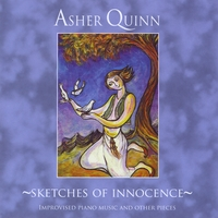 Asher Quinn (Asha) | Sketches of Innocence