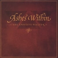 Ashes Within | The Apostate Psalter