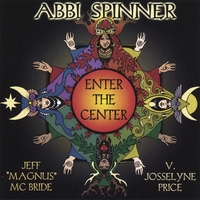 Abbi Spinner McBride | Enter the Center