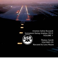 ASR | Instrument Rating Airplane 2013, Vol. 1