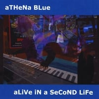 Athena Blue | Alive in a Second Life