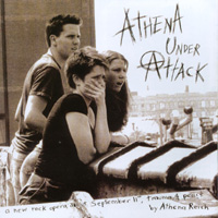 Athena Reich | Athena Under Attack