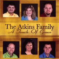 The Atkins Family | A Touch Of Grace
