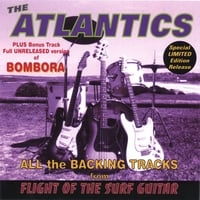 The Atlantics | Flight Of The Surf Guitar Backing Tracks