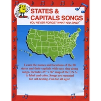 Kathy Troxel | States and Capitals Songs