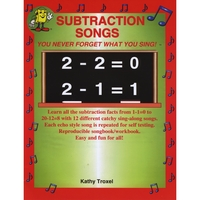 Kathy Troxel | Subtraction Songs