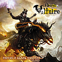 Aurelio Voltaire | Riding a Black Unicorn...