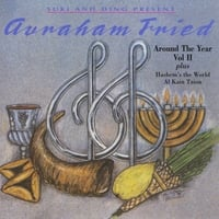 Avraham Fried | Around the Year, Vol. II