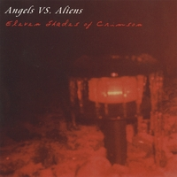 Angels vs. Aliens | Eleven Shades of Crimson