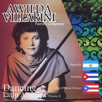 Awilda Villarini | Dancing in Latin America Vol. 2