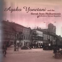 Ayako Yonetani and the Slovak State Philharmonic | Ayako Yonetani and the Slovak State Philharmonic