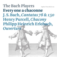 The Bach Players | Every one a chaconne