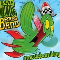 Bad Cactus Brass Band | #musicbombing