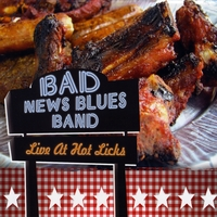 Bad News Blues Band | Live at Hot Licks