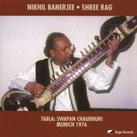 Nikhil Banerjee | Shree Rag: Live, Munich 1976