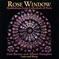 Linn Barnes And Allison Hampton | Rose Window