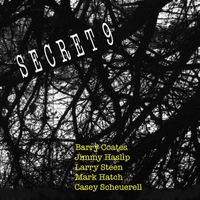 Barry Coates | Secret 9