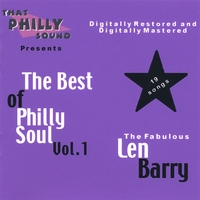 Len Barry | The Best of Philly Soul - Vol. 1