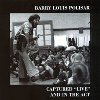 Barry Louis Polisar | Captured Live and in the Act