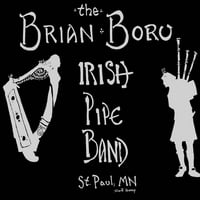 Brian Boru Irish Pipe Band | Kelly, the Wearing of the Green - The Single (Bagpipes - Pipes and Drums)