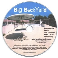 Big Backyard | Self Titled - EP