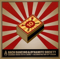 Bach Dancing and Dynamite Society | 10