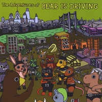 Bear is Driving | The Adventures of