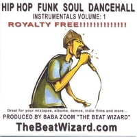 The Beat Wizard | Hip Hop Funk Soul Dancehall Instrumentals Vol 1