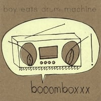 Boy Eats Drum Machine | Booomboxxx
